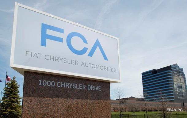 Fiat Chrysler відкликає мільйон авто через проблеми з паркуванням