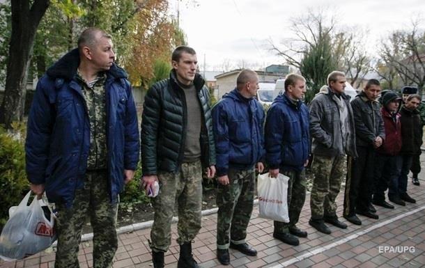СБУ: У полоні в Донбасі залишаються понад 110 осіб