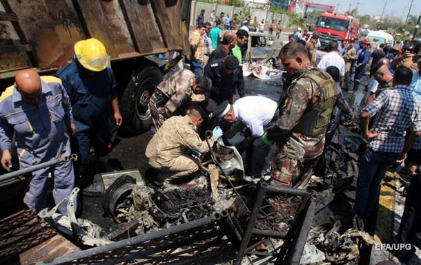 У Багдаді пролунали два вибухи: 12 загиблих