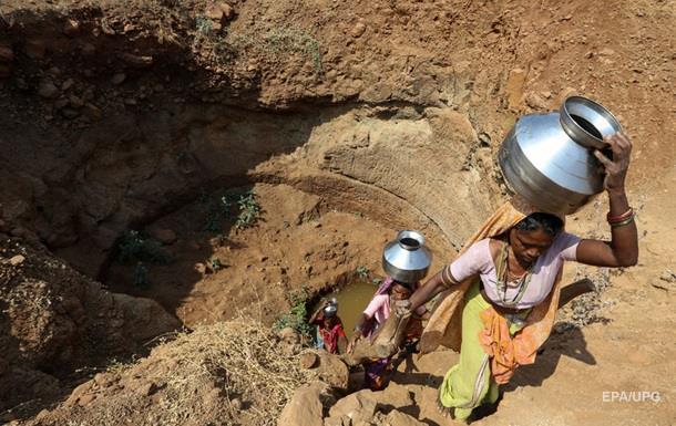 В Індії від спеки загинули понад 220 осіб