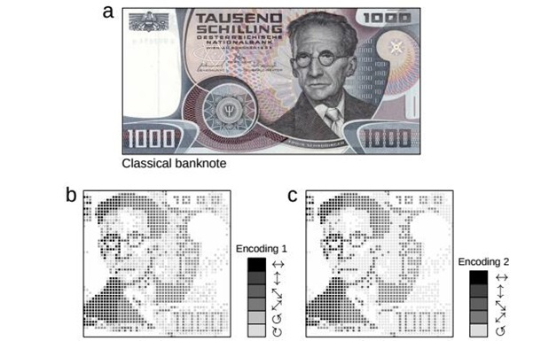Вчені створили прототип квантових грошей
