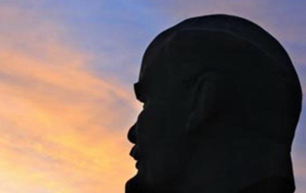 Без вождя в городе: Подарок на День рождения Ильичу