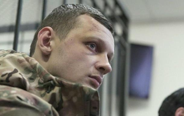 Азовець  Краснов перейшов на сухе голодування