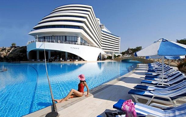 Готелі Туреччини ріжуть ціни на проживання