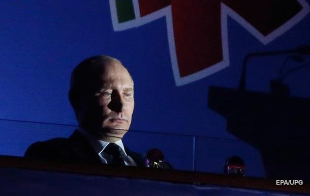 Путін назвав причину інформаційних нападок на нього