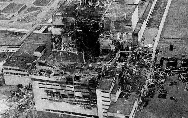 фото после аварии чернобыля
