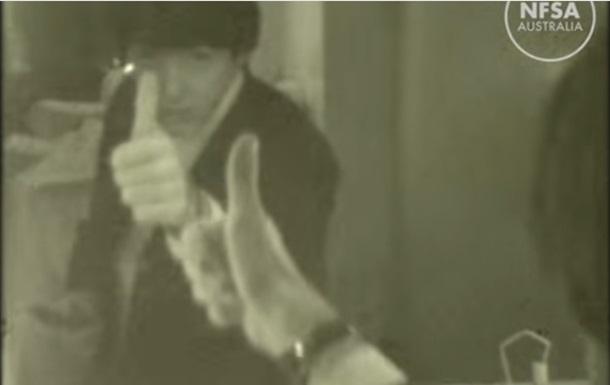 У мережі з явилося невідоме відео із The Beatles