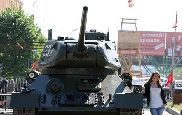 ОБСЄ: У Луганську досі стоять Гради і танки