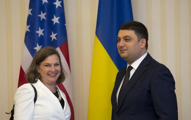 Нуланд подтвердила готовность США предоставить Украине финансовые гарантии