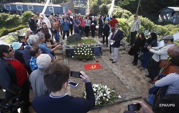 Останки чилійського поета Пабло Неруди перепоховані