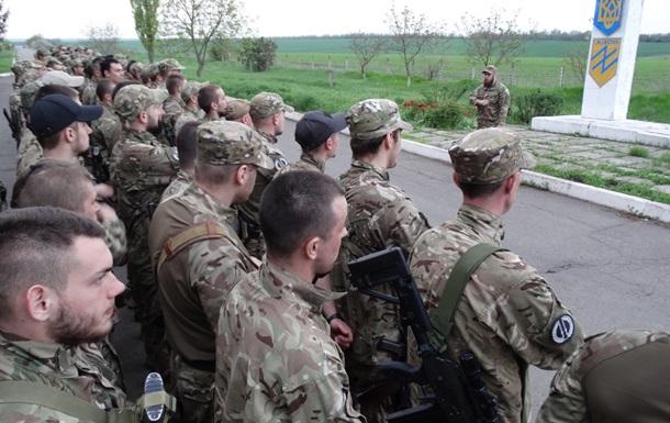 Азов  патрулирует границу с Приднестровьем