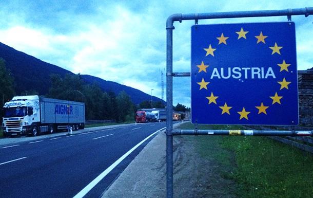 Австрия хочет построить стену на границе с Италией