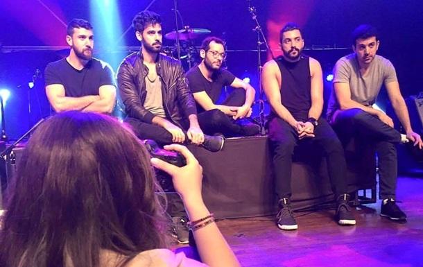 В Иордании запретили выступать группе с вокалистом-геем