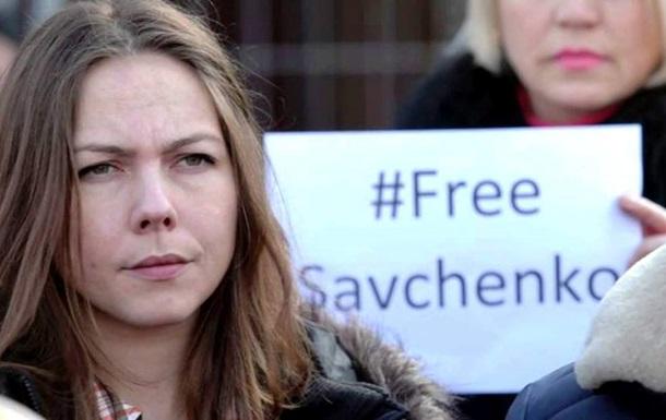 МИД Украины: Сестра Савченко задержана в России