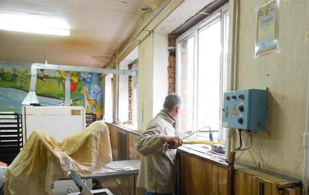 Днями встановили нові вікна у Богодухівському дитячому будинку-інтернаті