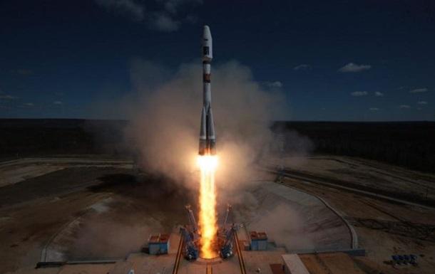 З явилося відео першого старту ракети з космодрому Восточний