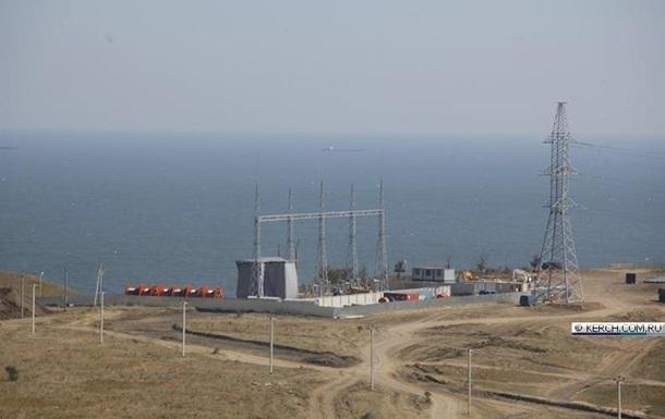 Электричество в Крыму