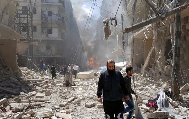 Обстрел Алеппо: под огнем консульство РФ и мечеть