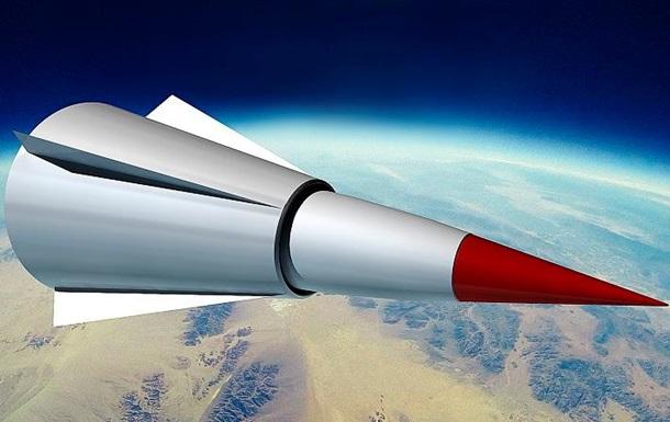 Китай випробував свій гіперзвуковий планер