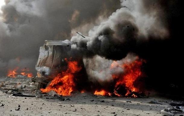 Подвійний теракт на півдні Іраку: більше 20 жертв