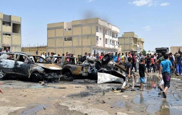 Двойной теракт в Ираке: выросло число жертв