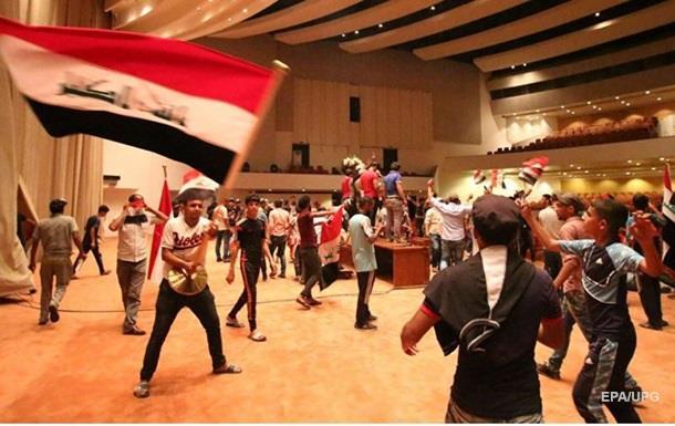 У Багдаді пікетники тимчасово залишили свої позиції