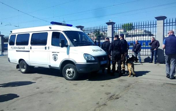 Біля Куликового поля в Одесі знайшли гранати