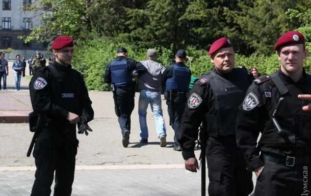 Біля Куликового поля в Одесі затримали п ятьох осіб