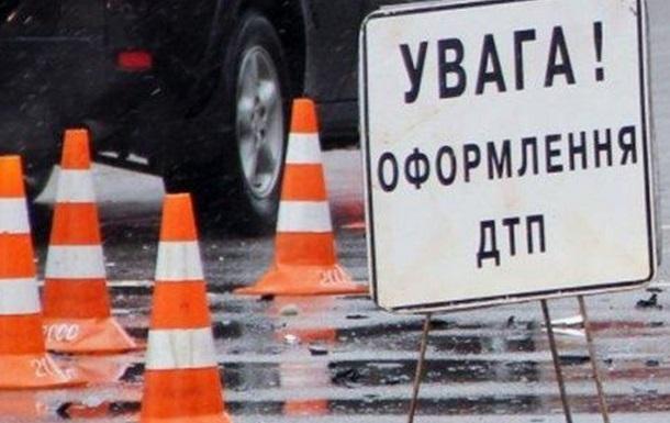 На Житомирщині в ДТП постраждали п ятеро людей