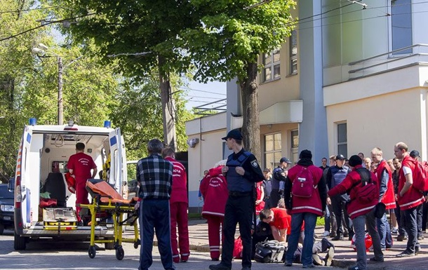 Мужчина потерял сознание и умер возле Куликова поля в Одессе 2 мая