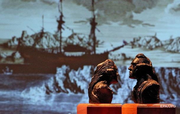 Знайдено уламки корабля Кука