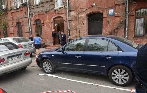 В Одессе обстреляли съемочную группу