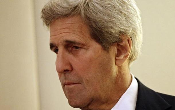 Керрі засудив обстріл повстанцями лікарні, а Асаду пригрозив  наслідками