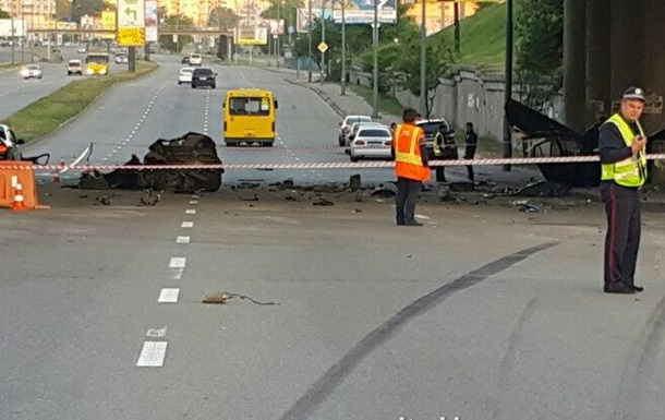 У Києві в ДТП загинув автогонщик