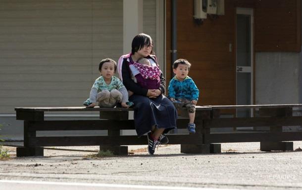 Количество детей в Японии достигло исторически низкого уровня