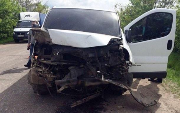 ДТП в Донецькій області: двоє загиблих, четверо постраждалих