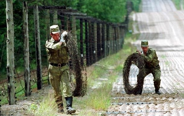 На Волині жителі перешкоджають демаркації кордону з Білоруссю