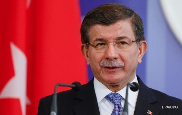 Прем єр Туреччини заявив про відхід у відставку