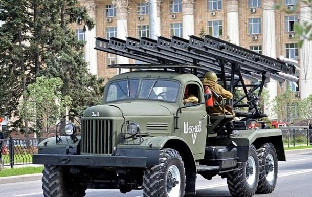 У ДНР готові показати ОБСЄ техніку для параду