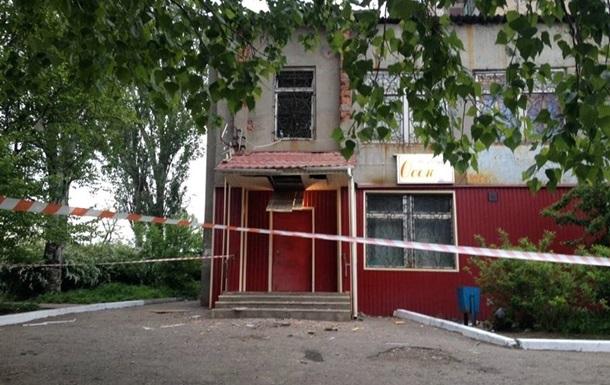 Обстрел в Константиновке