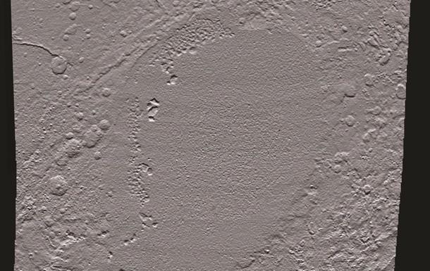 NASA показало  затонуле  серце Плутона