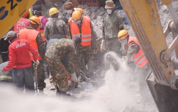 Обвалення будинку в Кенії: кількість жертв сягла 49