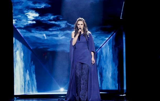 Джамала показала вбрання для Євробачення-2016