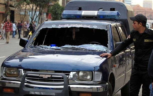 У столиці Єгипту вбили вісьмох поліцейських