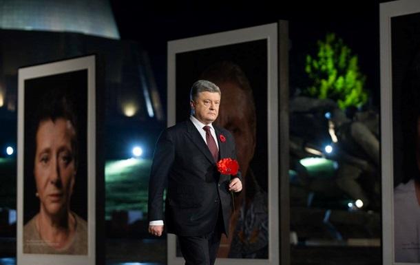 Порошенко: Моя мета - політичним шляхом повернути Донбас і Крим