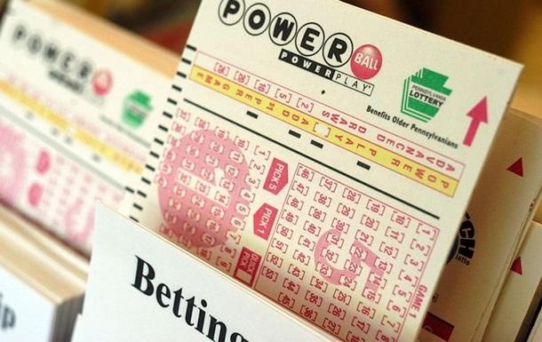 Американец выиграл в лотерею 430 миллионов долларов