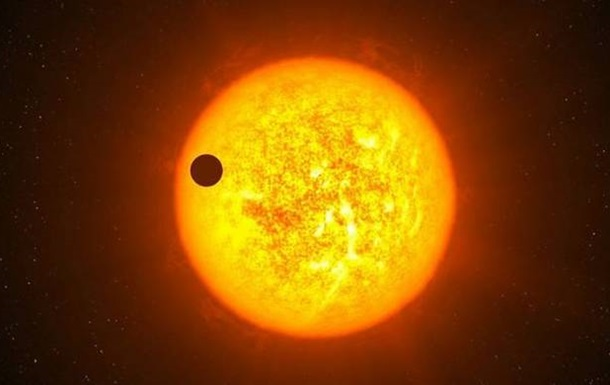9 мая Меркурий пройдет по диску Солнца