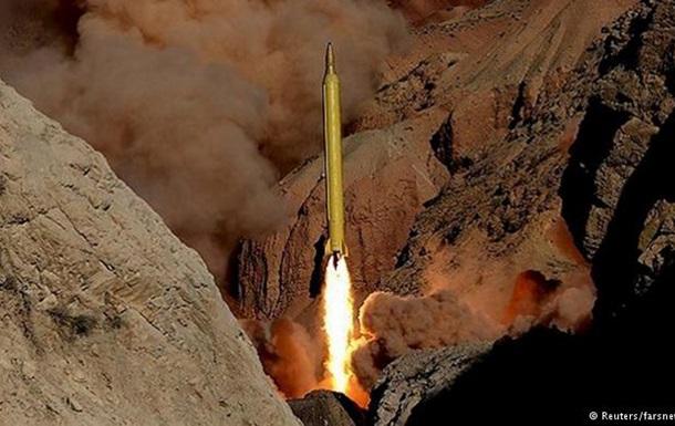 Іран заявив про успішні випробування балістичної ракети