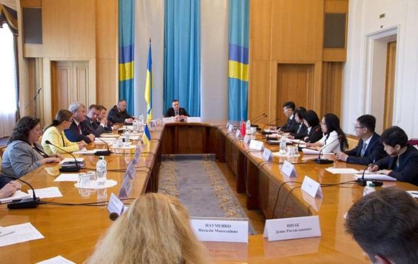 Україна і Китай спрощують візовий режим