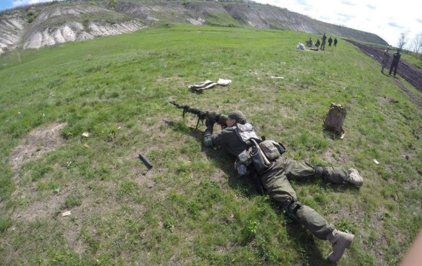 Доба в АТО: перестрілки біля Авдіївки і Дзержинська